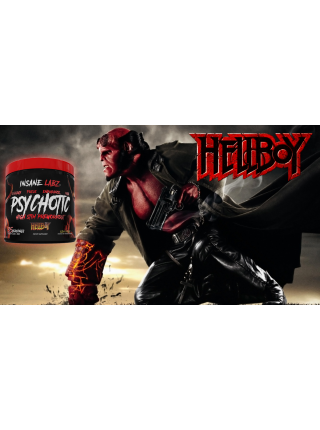 Insane Labz Psychotic HellBoy (250 гр)  35 порций