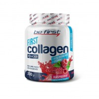 Be First First Collagen + hyaluronic acid + vitamin C  (200 гр)