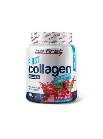 Be First Collagen + vitamin C powder (200 гр), , 690 RUB, vitamin C powder, , Препараты для суставов и связок