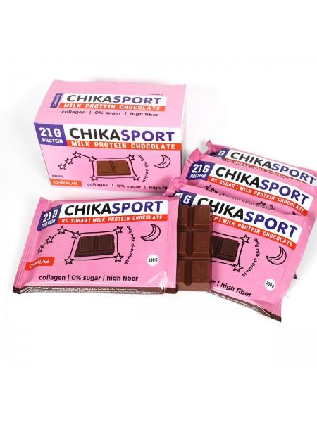 ChikaLab Молочный Шоколад (100 г)