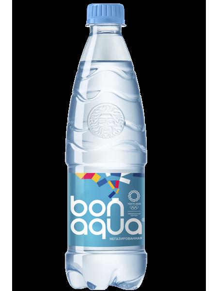 BonAqua питьевая вода (500 ml)
