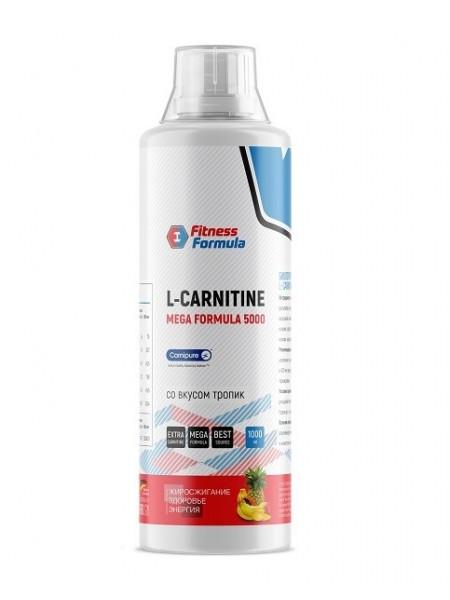 Fitness Formula L-Carnitine Formula 5000 MEGA MAX (1000 ml)