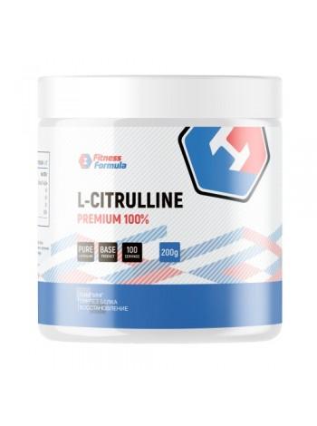 1263, Fitness Formula L-Citrulline (200 g) , , 800 RUB, L-Citrulline, Fitness Formula, Посттренировочные восстанавливающие комплексы