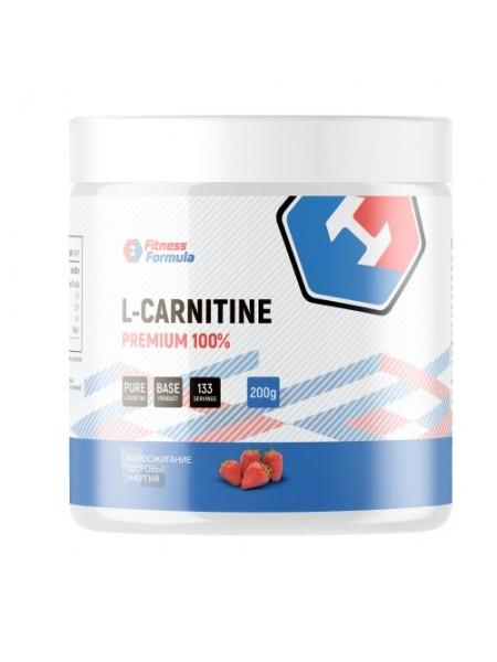 Fitness Formula 100% L-Сarnitine Premium (200 g)
