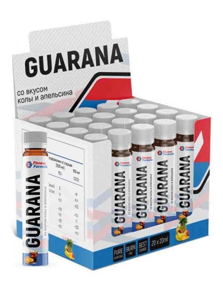 Fitness Formula Guarana Liquid +  400 мг кофеина (1 ампула)