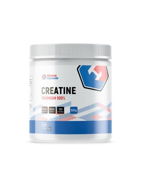 Fitness Formula 100% Creatine Premium  (500 g)