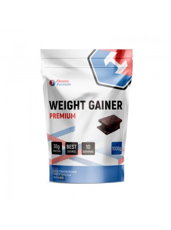 969, Fitness Formula Weight Gainer Premium  (1000 грамм), , 990 RUB, Weight Gainer, Fitness Formula, Гейнеры