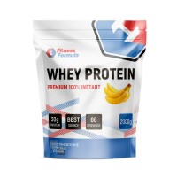 Fitness formula 100% Whey Protein Premium (2000 g) + фирменный шейкер Fitness Formula 700 ml в подарок !