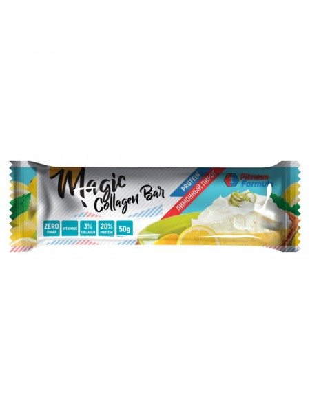 Fitness Formula Magic Collagen Bar (50 грамм)