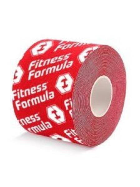 Fitness Formula Кинезио тейп см/5 м5 (красный)