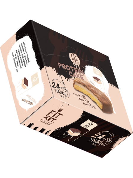 Fit Kit Protein cake Тирамису (70 g)