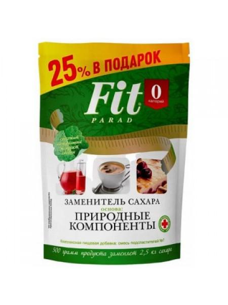 Fit Parad - Заменитель сахара  (500 грамм) №7 Дой-Пак +25 % в подарок