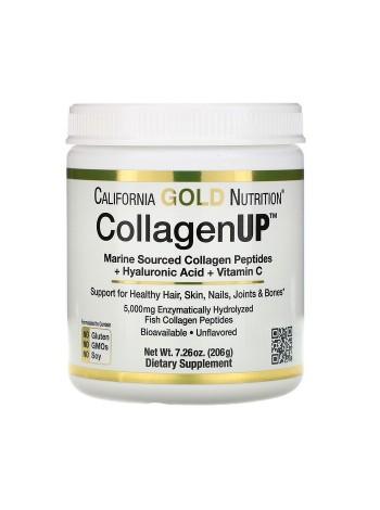 California Gold Nutrition Сollagenup 5000 (206 г) , , 1 500 RUB, Nutrition Сollagenup, , БАДы для укрепления здоровья
