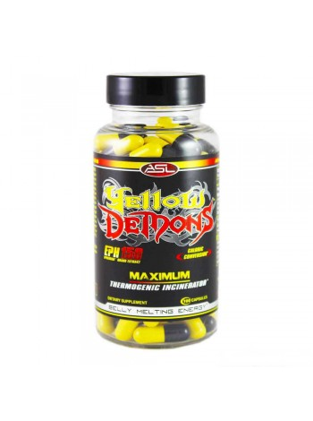 ASL Yellow Demons EPH 150 MAX (100 капсул)