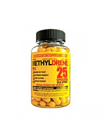 1253, Cloma Pharma Methyldrene 25 (100 капсул) , , 2 500 RUB, Methyldrene 25 , ClomaPharma Laboratories, Жиросжигатели