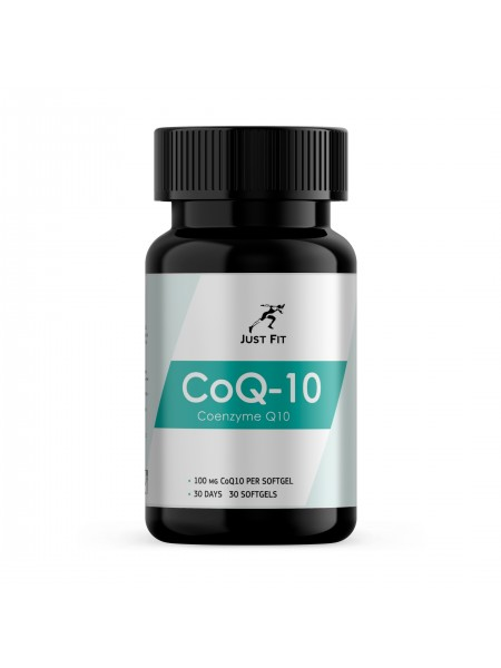 Just Fit CoQ10 (30 капс)