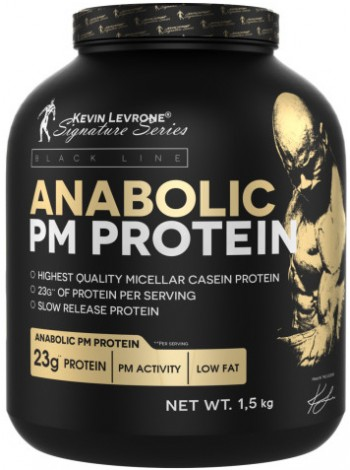 1296, Kevin Levrone Anabolic PM Protein (1.5 kg ) - 50 порций , , 4 000 RUB, Anabolic PM Protein , Kevin Levrone , Протеины