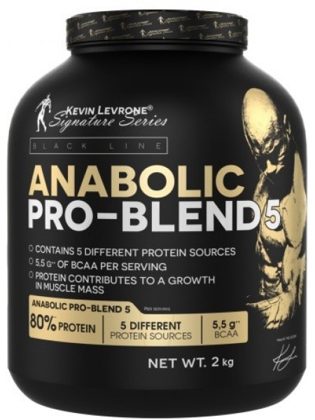 Kevin Levrone Anabolic Pro-Blend 5 ( 2kg)
