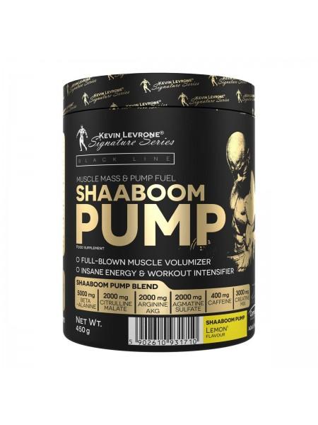 Kevin Levrone Shaaboom PUMP (380 gramm)
