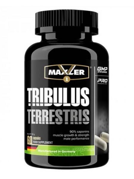 Maxler Tribulus Terrestris 1200 (60 капсул)
