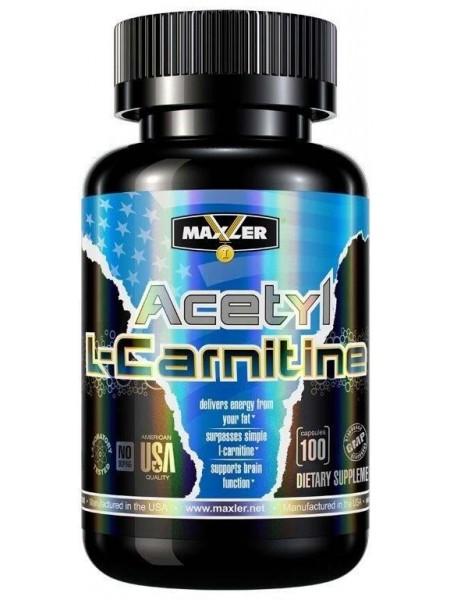 Maxler Acetyl L-Carnitine ( 100 caps)