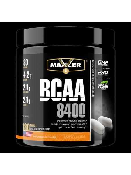 Maxler BCAA 8400 (180 tabs)