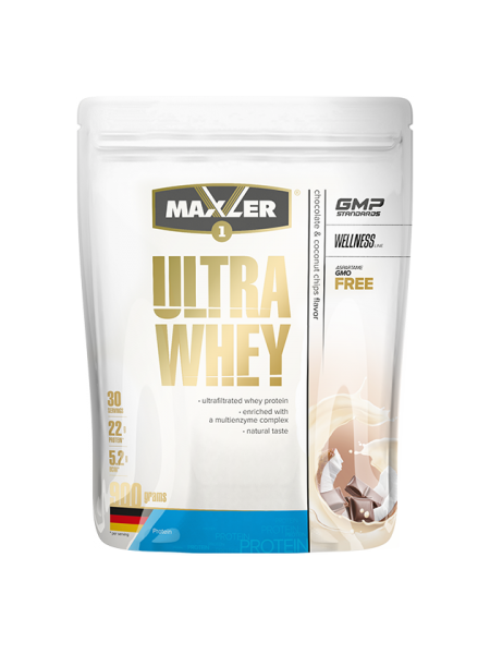 Maxler Ultra Whey (900 g)