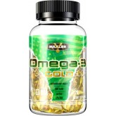Maxler Omega-3 Gold (120 капсул)