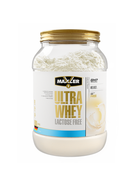 Maxler Ultra Whey Lactose Free (900 g)