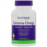 Natrol Extreme Omega  2400 мг (60 мягких таблеток)