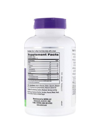 Natrol Omega 3 Fish Oil 1000 мг (150 caps)