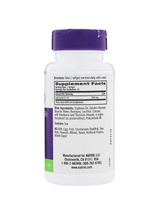 Natrol CoQ-10 200 mg (45  sgels)