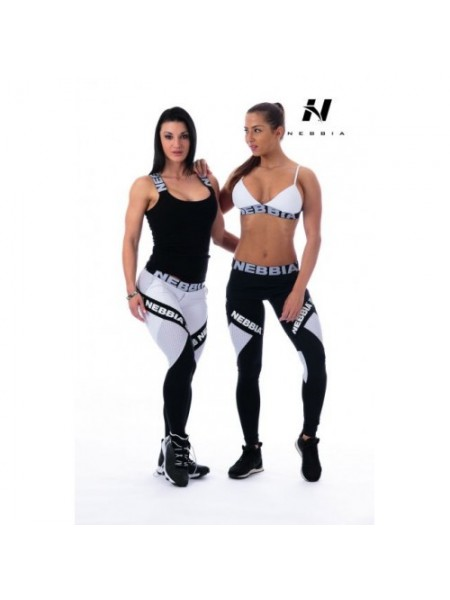 Nebbia Leggings FT Combi 214 BLACK