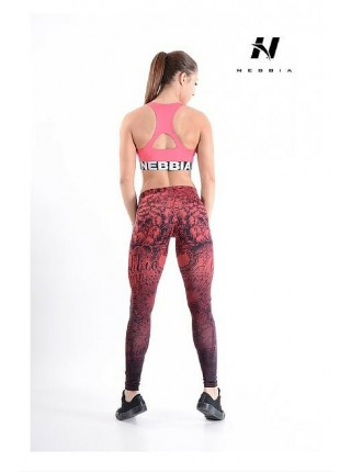 Nebbia Leggings Art Bordo 880