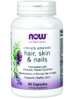 1340, NOW Foods CLINICAL HAIR, SKIN & NAILS (90 caps) , , 1 700 RUB, CLINICAL HAIR, SKIN & NAILS, NOW Foods, Женские витамины и минералы