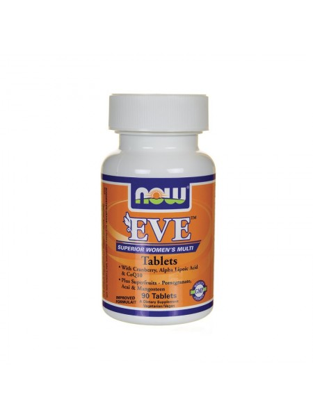 NOW Women's Multi EVE (90 tabs)