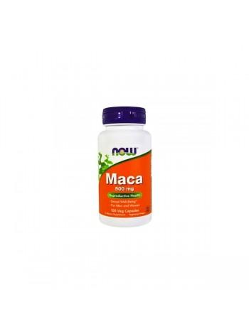NOW Foods MACA 500 мг Необработанная мака (100 caps) , , 600 RUB,  MACA 500 мг, NOW Foods, Биологически активные добавки (БАД)
