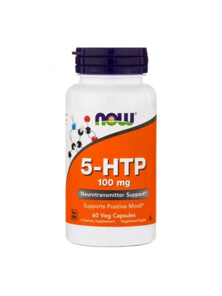 NOW 5-HTP 100 mg (60 caps)