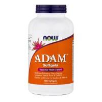 NOW Adam Superior Men's Multi Softgels (180  мягких гель капсул)