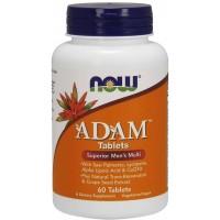 NOW Adam Mens Multivitamin (60 tabs)