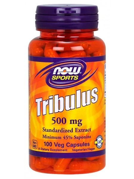 NOW Tribulus 500 mg (100 caps)
