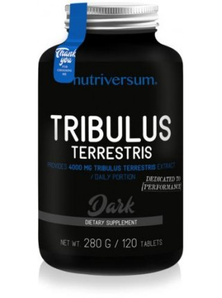Nutriversum Tribulus Terrestris 2000 мг (120 tabs)