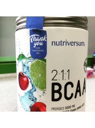 Nutriversum Pure PRO 2:1:1 BCAA (360 грамм)