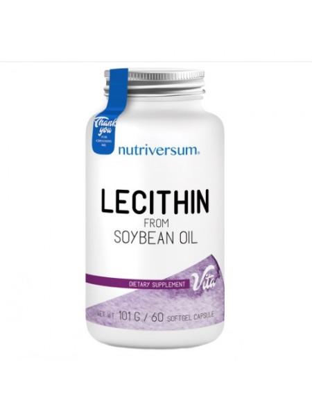 Nutriversum Lecithin (60 caps)