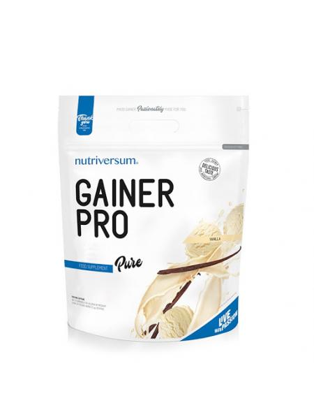 Nutriversum Pure Gainer PRO (2500 g)