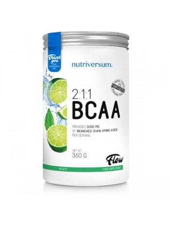 1101, Nutriversum Pure PRO 2:1:1 BCAA (360 грамм) , , 1 490 RUB, 2:1:1 BCAA, Nutriversum , BCAA (Незаменимые аминокислоты)