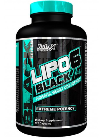1278, Nutrex Lipo 6 Black Hers (120 капс) , , 2 500 RUB, Lipo 6 Black Hers , Nutrex, Жиросжигатели