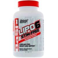 Nutrex Lipo-6 Stim-Free (120 caps)