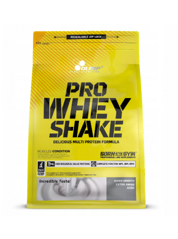 Olimp Pro Whey Shake (700 g) , , 1 400 RUB, Pro Whey Shake, OLIMP Sport Nutrition, Протеины