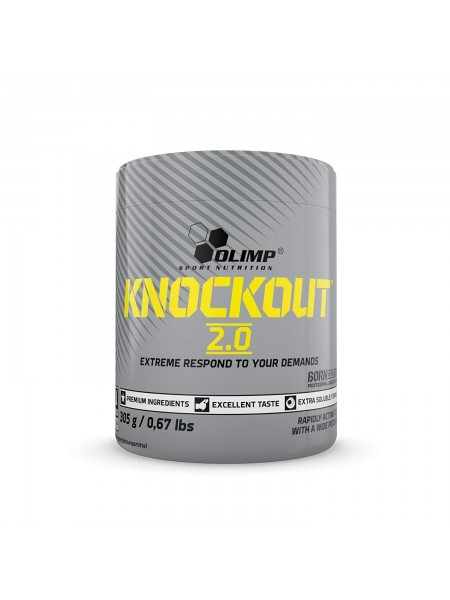 Olimp Knockout 2.0 (305 g)
